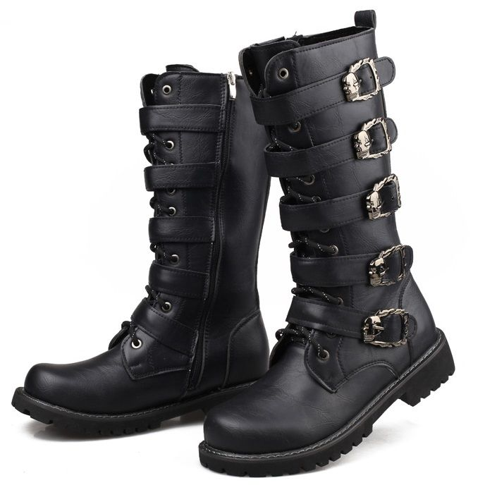 95f4f5d8e3e8 mens gothic boots
