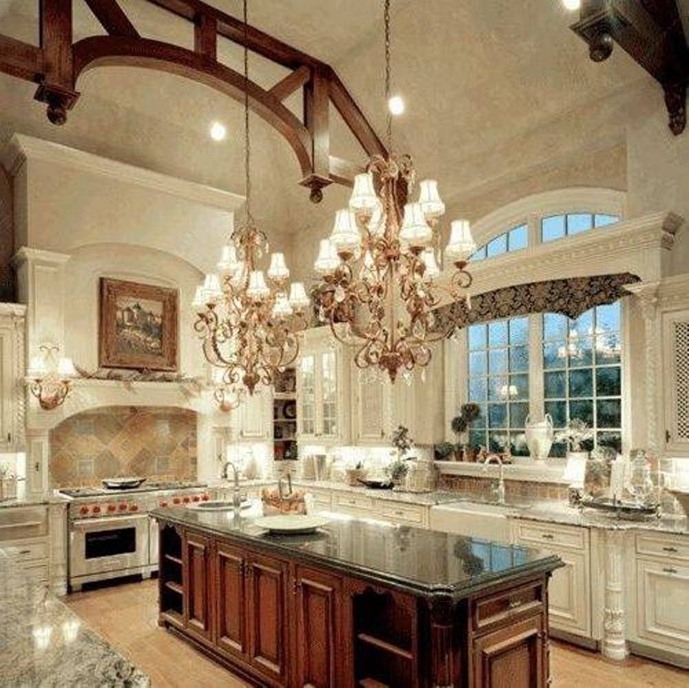 Light Fixtures Kitchen: Elegant Chandelier Kitchen Ceiling Light Fixtures