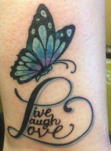 2609e4aaf0c12 50 Really Beautiful Butterfly Tattoos Designs And Ideas With Meaning ...