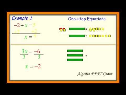 CC.8.EE.7 -- Solve linear equations in one variable.