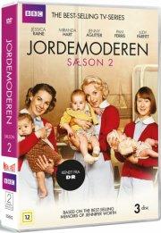Jordemoderen Call The Midwife Saeson 2 Dvd Tv Serie Dvdoo Dk I 2020 Dvd Drama Tv Serier