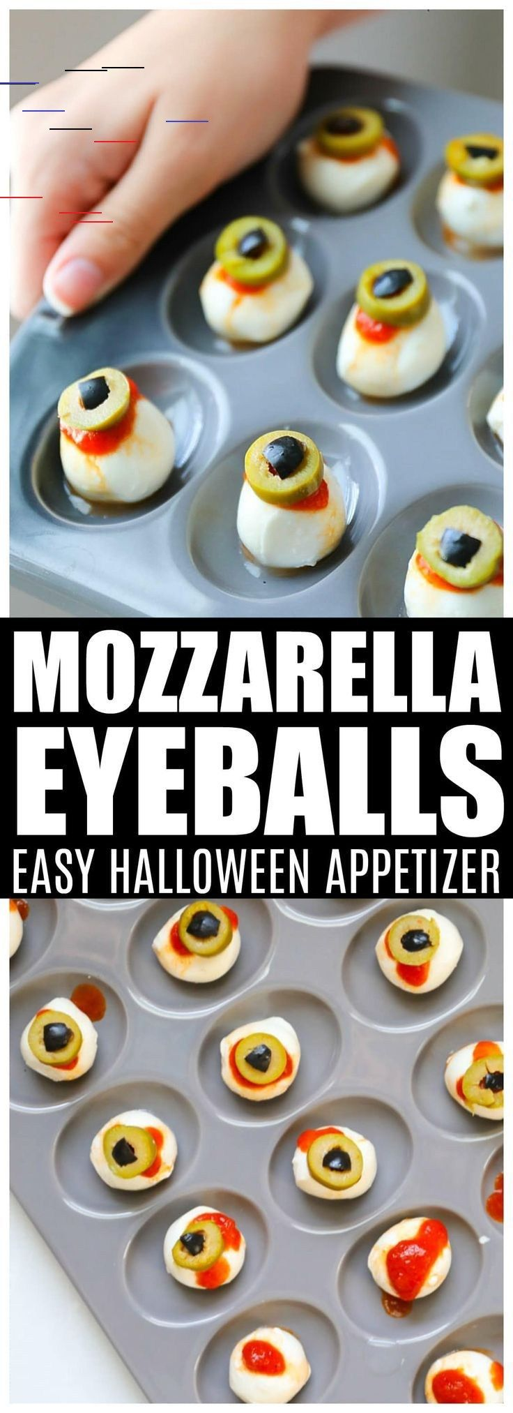 """Cheese Olive Balls Halloween Party Appetizers""""},""""created"""