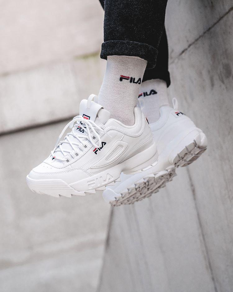 FILA Heritage Disruptor   Sneakers