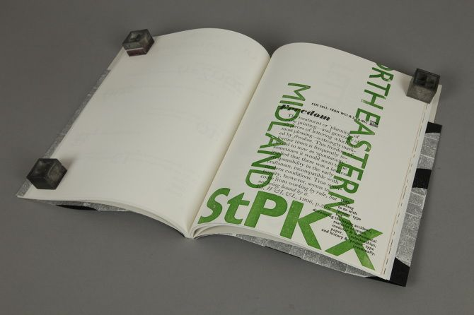 Buy the Book - 6x6 Letterpress