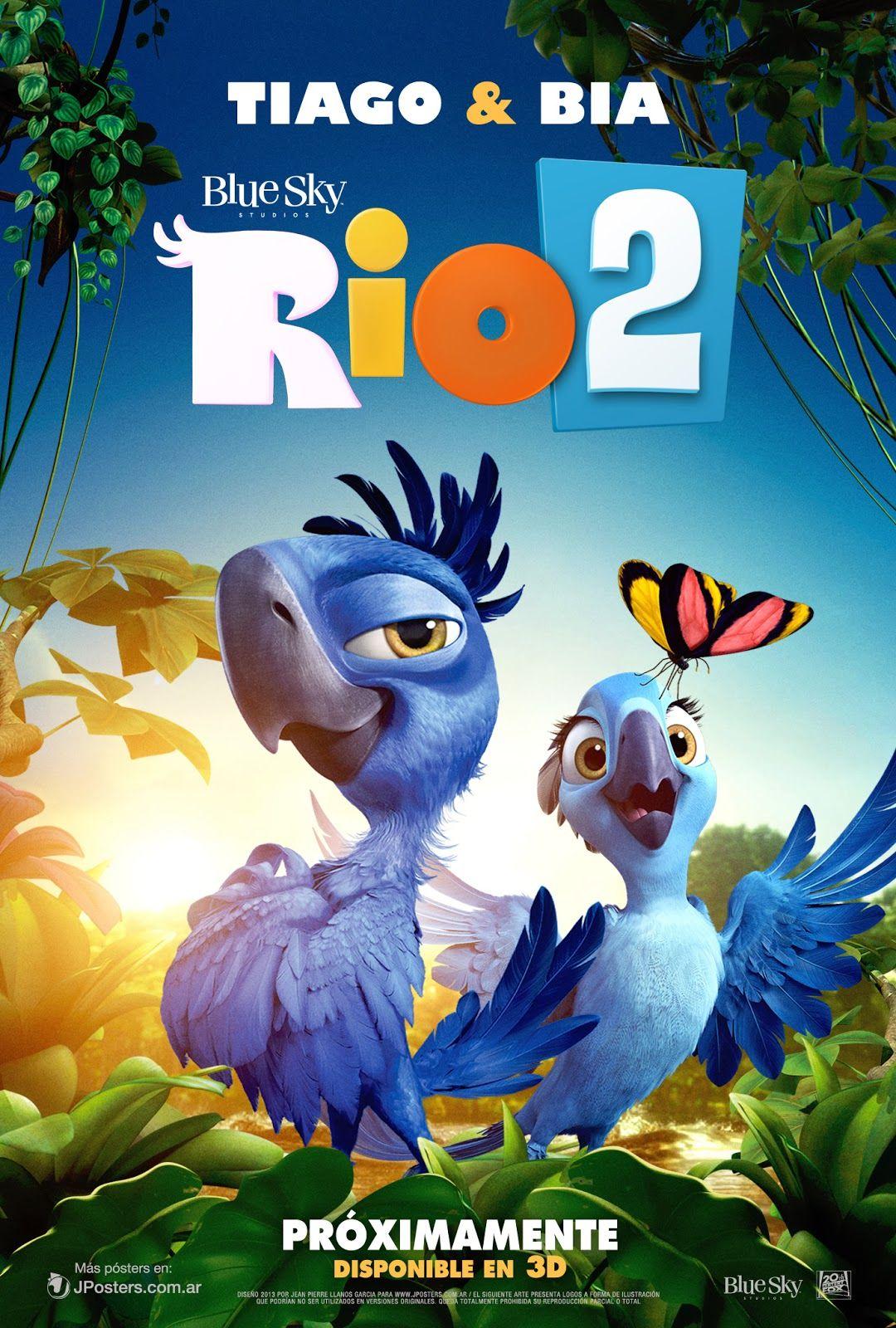 Books Movies And Tv Shows Rio 2 Filme Rio Rodrigo Santoro