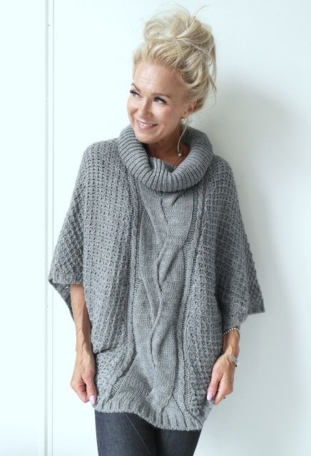 BY PIA`S: CHUNKY KNITS