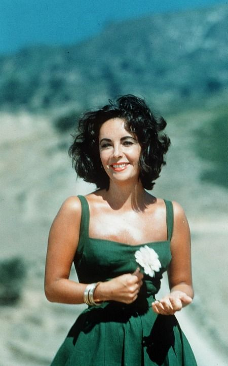 She Devoured Men The Way She Devoured Cigarettes — Elizabeth Taylor photographed by Burt Glinn in...