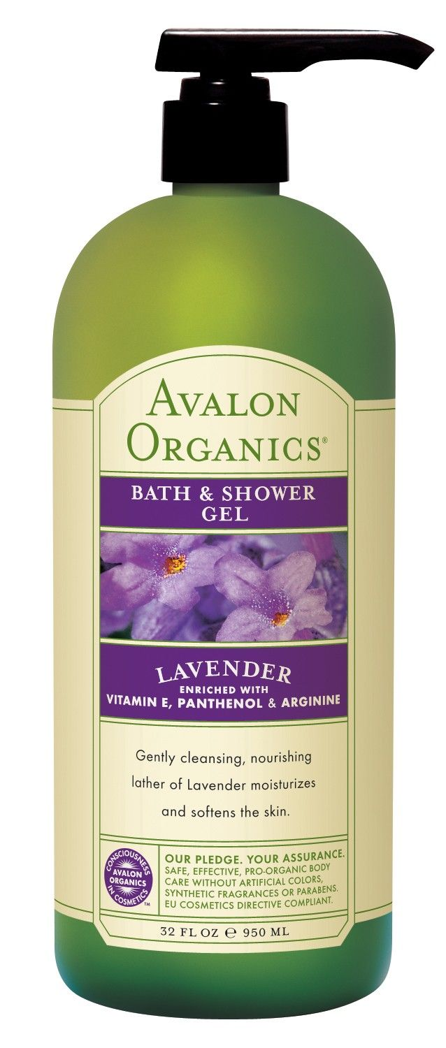 This is my favorite body wash, hands down...sooo soothing and uplifting after a hard day, or a good wake-up to a new day!