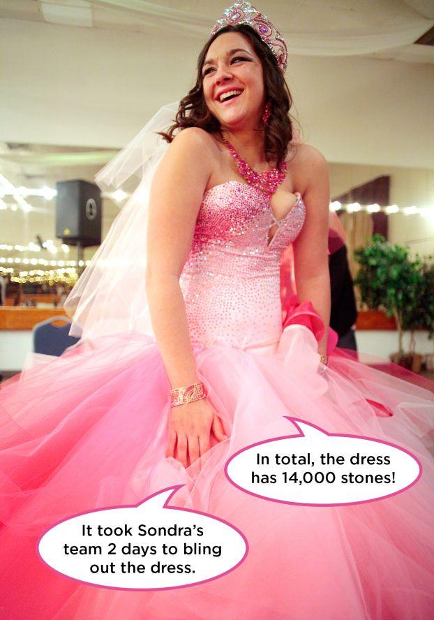 Alyssa\'s Bridal Bling Pop-Up Pictures: Photos: TLC   Sondra Celli ...