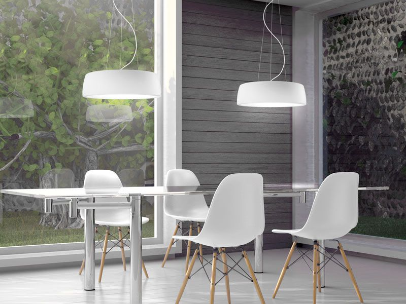 Lampada sospensione - axel - I TRE | Industrisl Design | Lighting ...