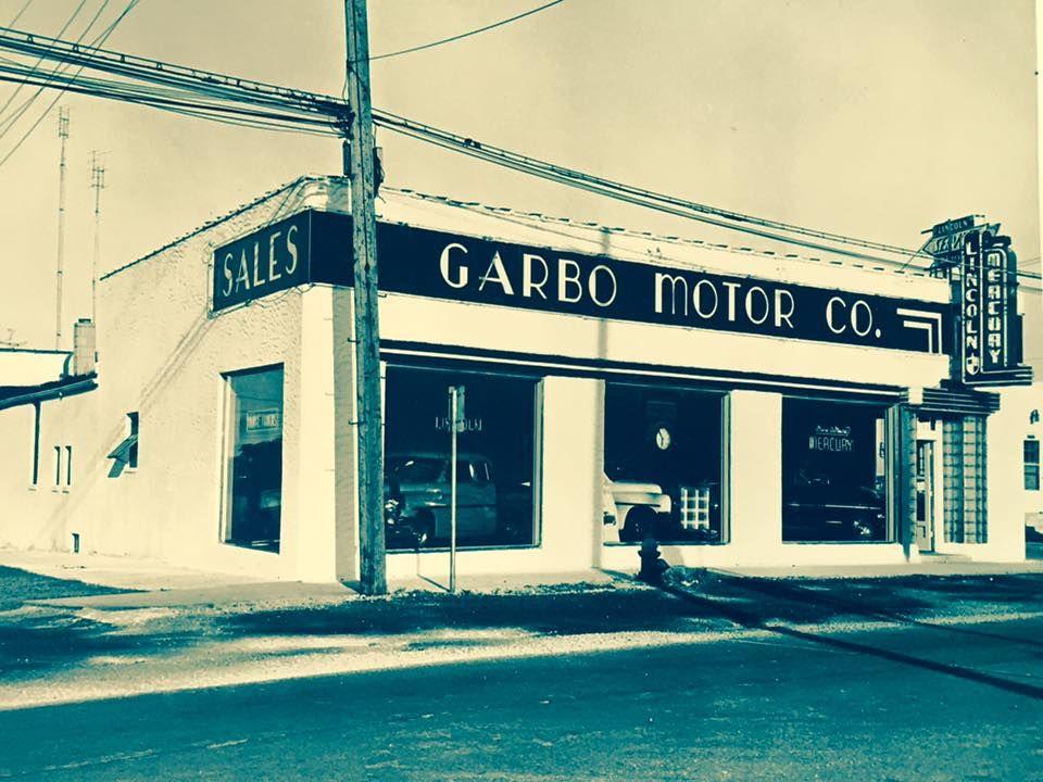 Garbo Motors Company on Douglas Ave Racine WI. My first