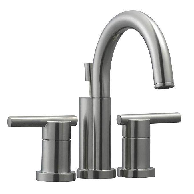 Design House 525758 Geneva Centerset Bathroom Faucet, Satin Nickel Review