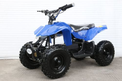 Electric 4 Wheeler