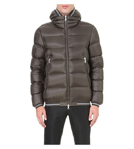 fe055ee66f60 MONCLER Jeanbart quilted shell jacket.  moncler  cloth     Moncler ...