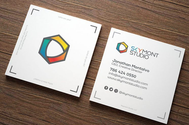 Skymont studio business card business cards business and design jonathan montalvo designed these catchy business cards for skymont studio businesscards graphicdesign colourmoves