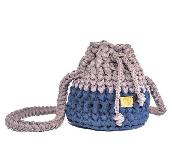 Photo of PuraVida-Handmade bag-crochet
