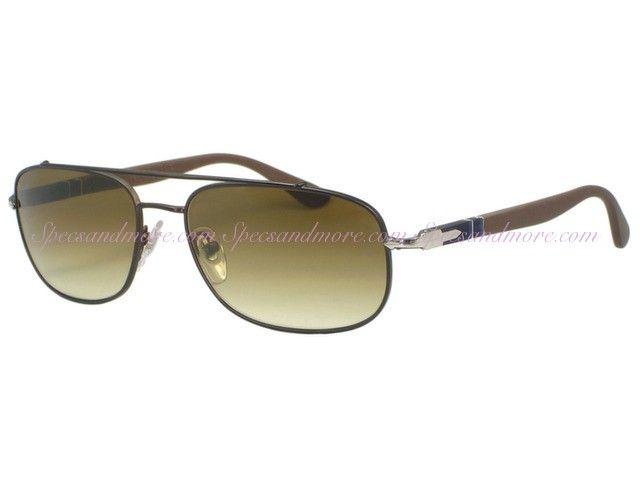 64e10a0e25574 Persol PO 2405s Sunglasses 1020 51 Matte Brown Frame PO2405 1020 51 ...