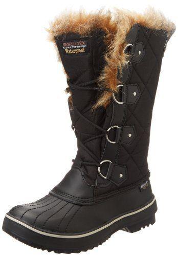 b2d09a3ba57 Skechers Women's Highlanders-Tall Quilt Snow Boot on shopstyle.com ...