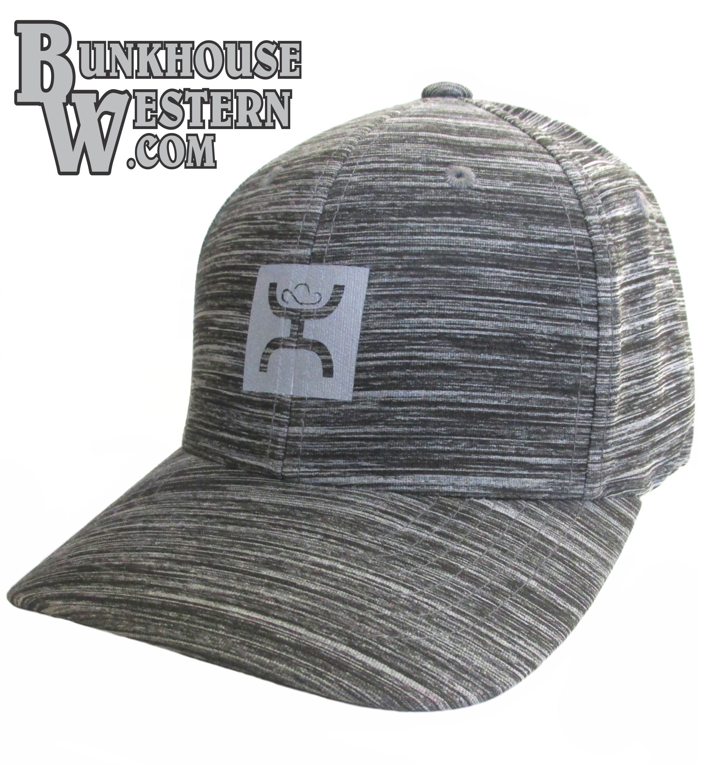 f4a1c344 #GetYourHOOey, Roca, FlexFit Cap, Reflective Print, Hooey Man under the bill