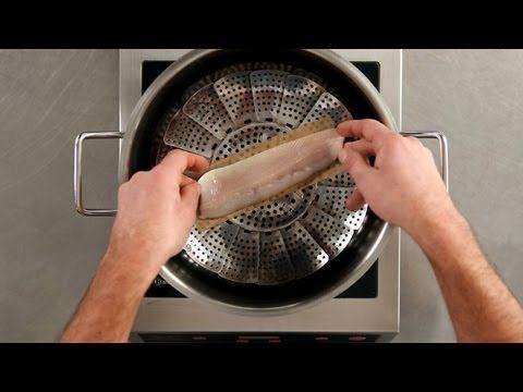 Fisch im Kochtopf räuchern - Die Fischexperten von Deutsche See sind kreativ - YouTube