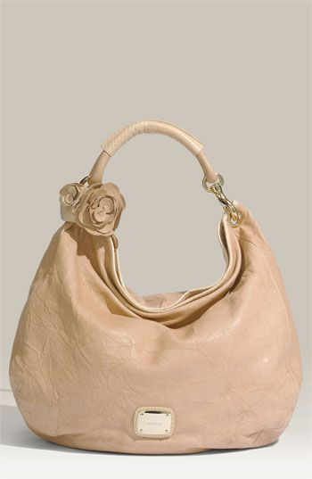 40cd82d815 Jimmy Choo  Sky  Leather Hobo