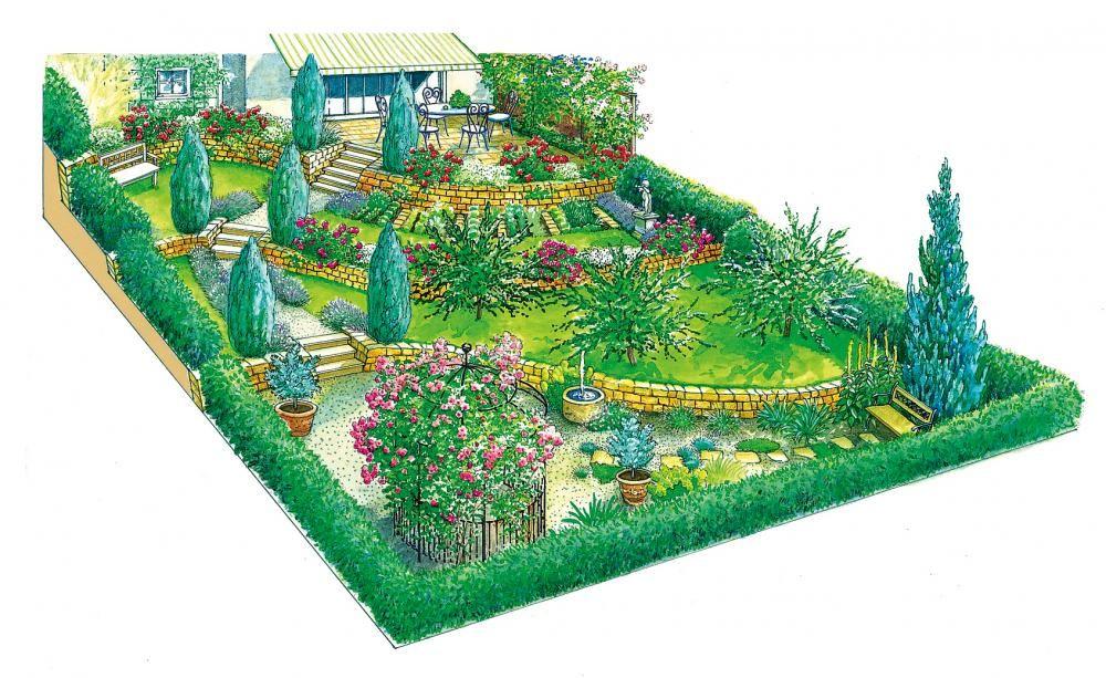 Hanggarten Mediterran