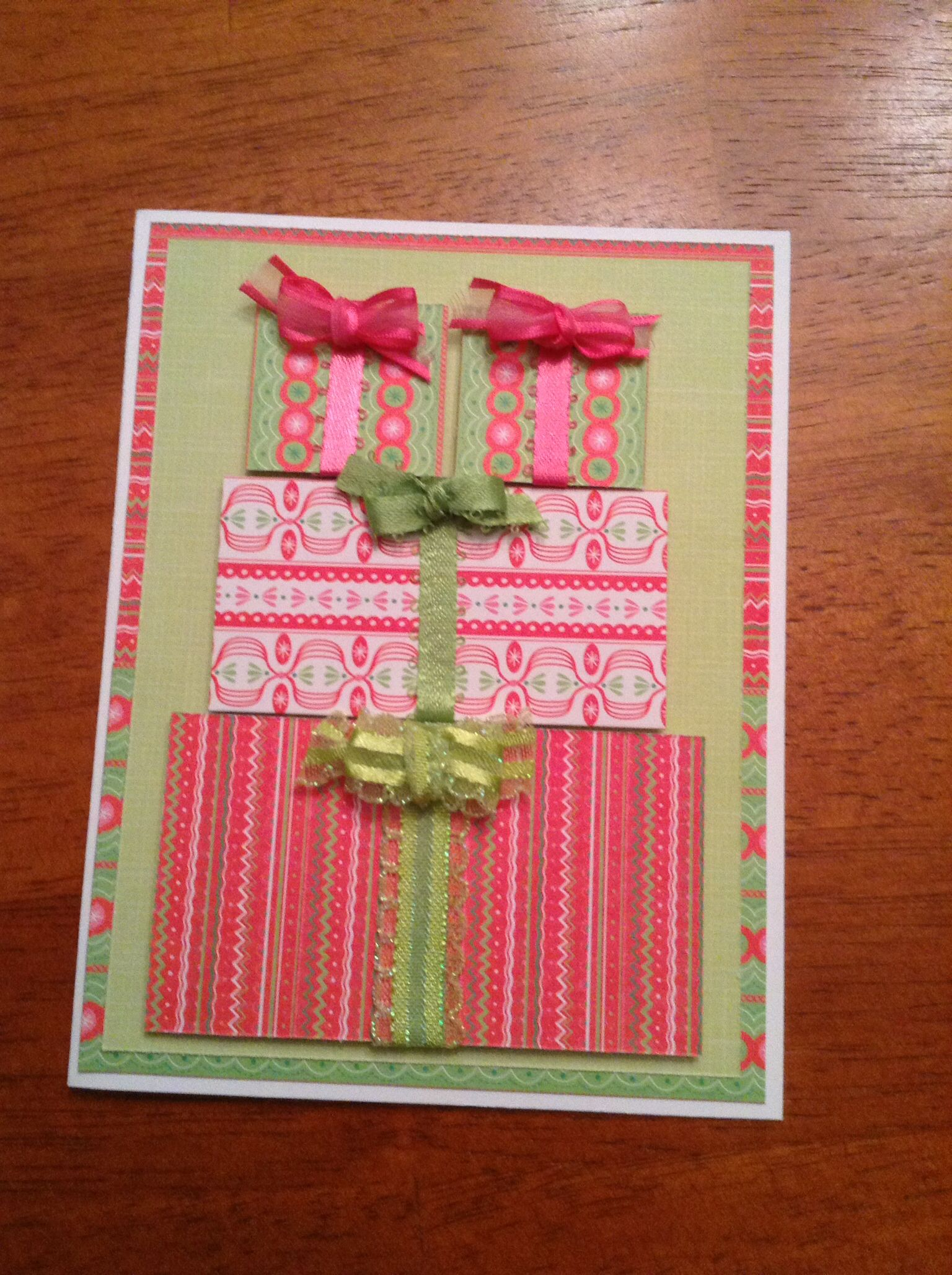 christmas with images  gift wrapping i card gifts