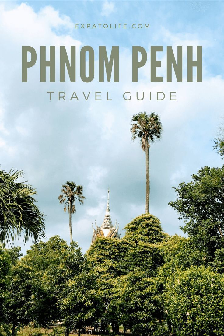 Planning to visit Phnom Penh soon? What are the best things to do in Phnom Penh Cambodia? Read this Phnom Penh Travel Guide to find out what to see and things to do in Phnom Penh, Phnom Penh tour and more. A perfect Phnom Penh itinerary with insider tips for what to do during 2 days in Phnom Penh is here. #phnompenh #cambodia #travelguide