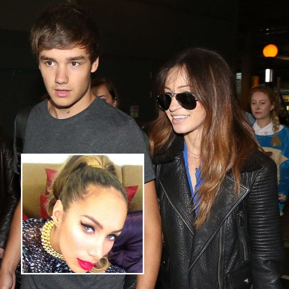 Danielle Peazer Speaks Out About Ex Liam   More Leona