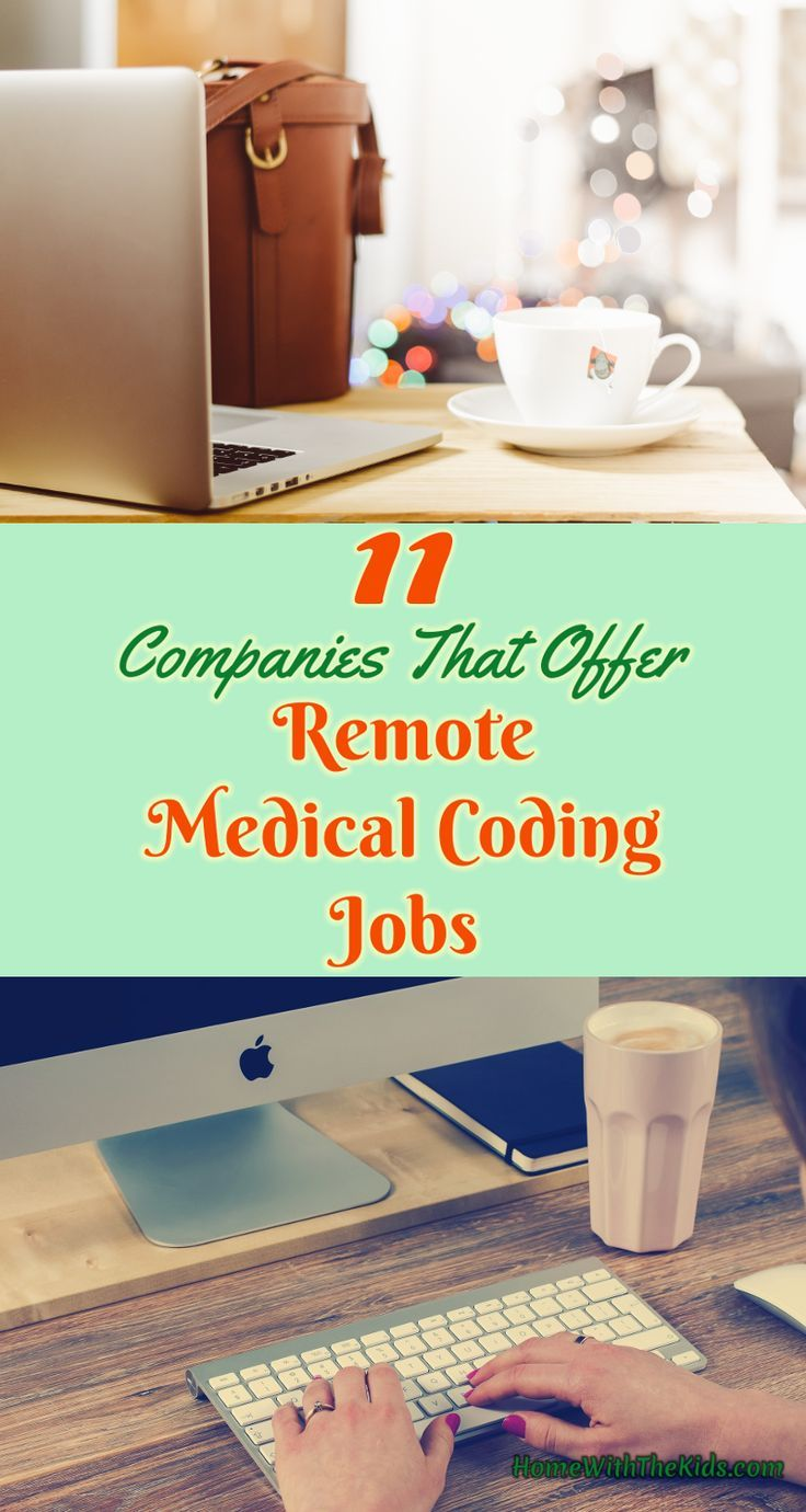 11 Companies That Offer Remote Medical Coding Jobs