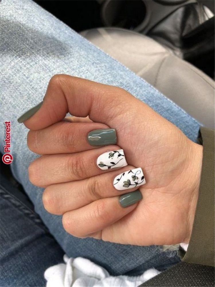 Best Spring Nail Art Ideas You Must Know In 2020 In 2020 With