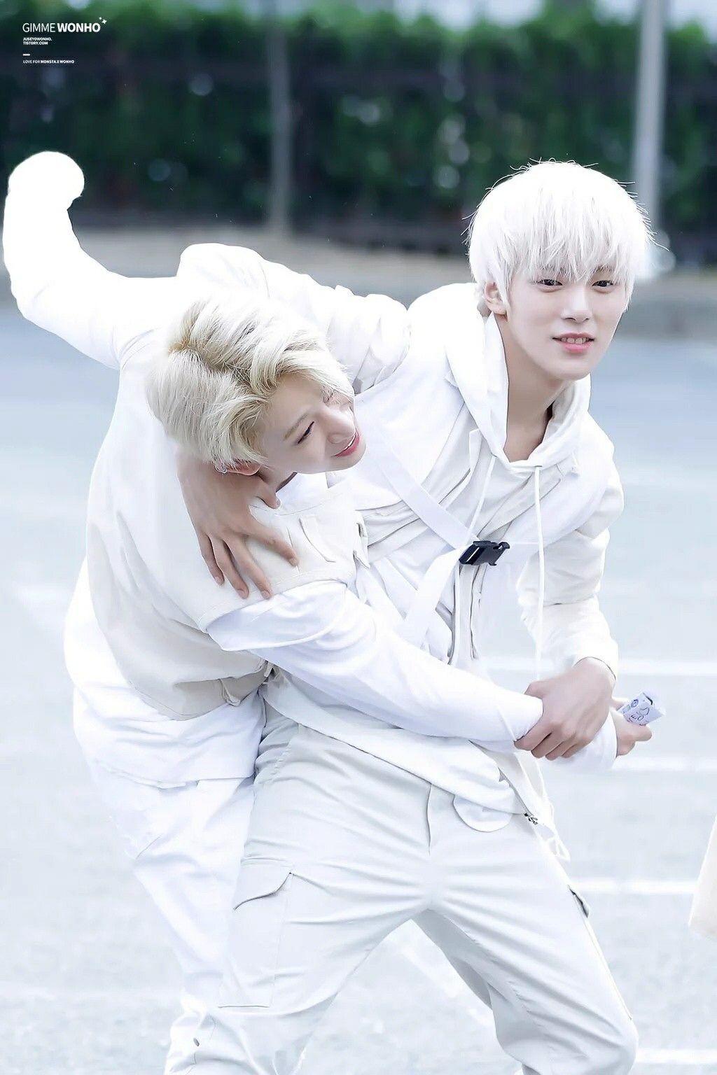 MONSTA X Wonho & Minhyuk