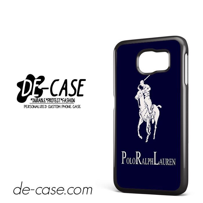 Polo Ralph Lauren Blue DEAL-8857 Samsung Phonecase Cover For Samsung Galaxy S6 / S6 Edge / S6 Edge Plus