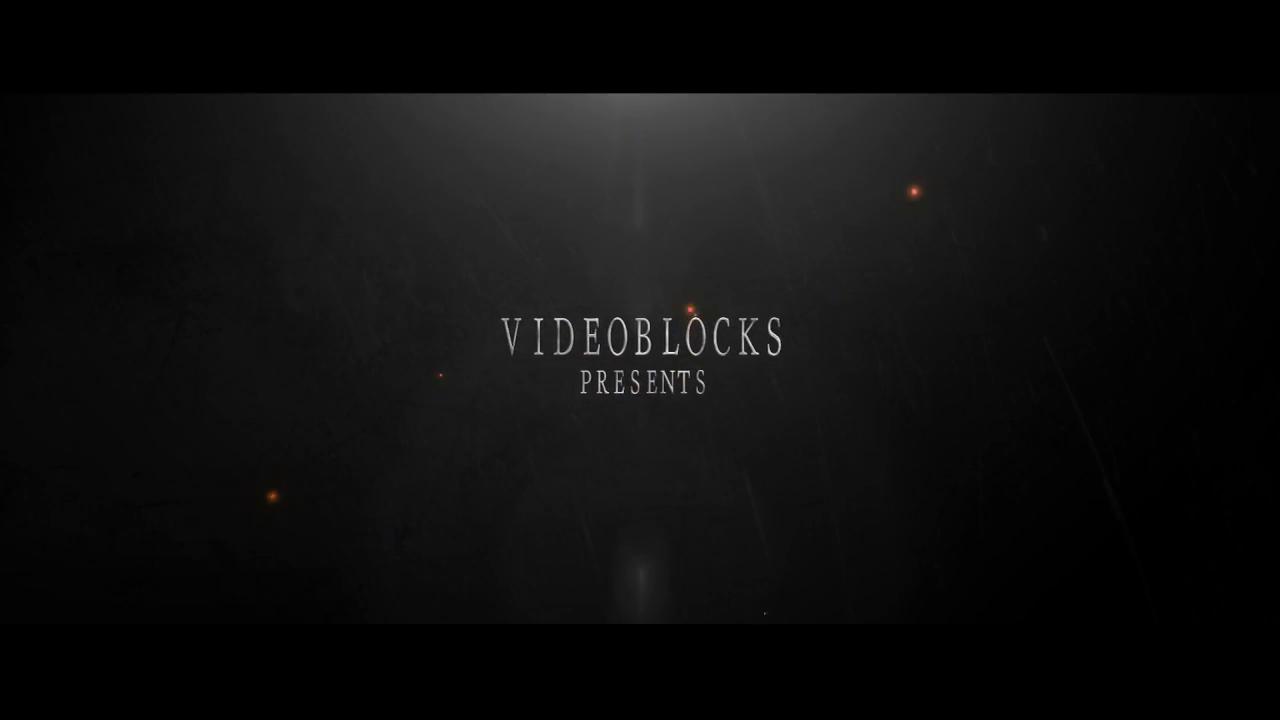 After Effects Cs4 Template Midnight Videoblocks