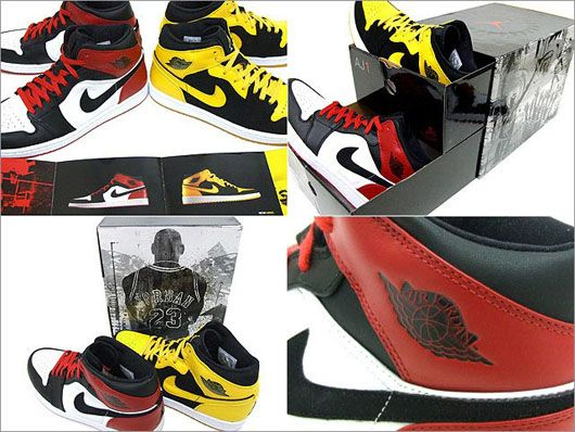 the best attitude d10dc 073c4 nike air jordan 1 old love new love edition
