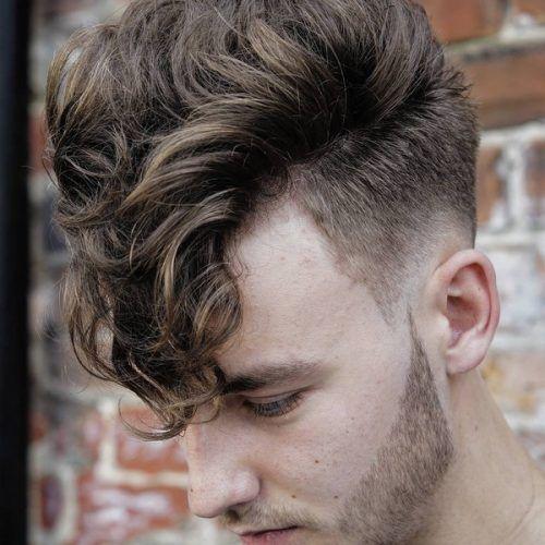 Frisuren Für Männer Afrikanische Abstehende Ohren Moderne 40