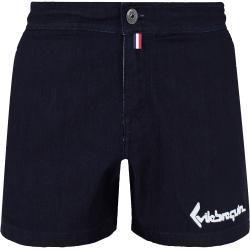 Photo of Herren Ready to Wear – Blaue 70er-Shorts für Herren – Bermuda – Starter – Blau – M – Vilebrequin Vil