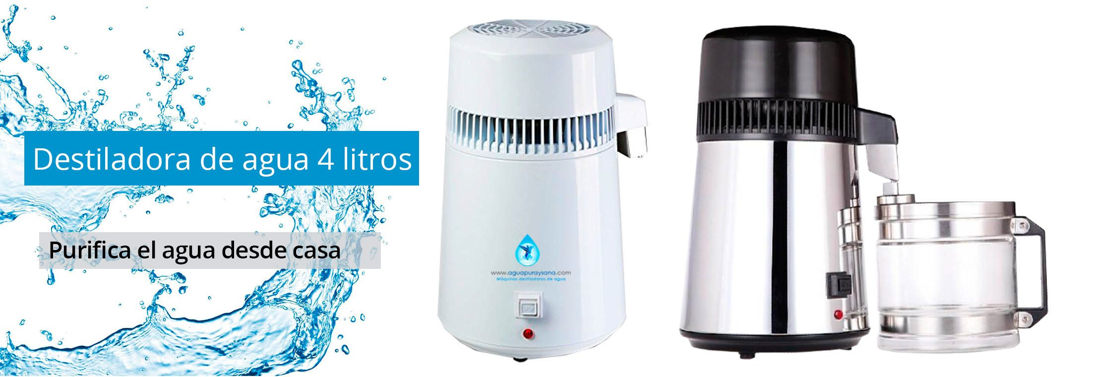 Destiladoras Maquina De Agua Agua Potable