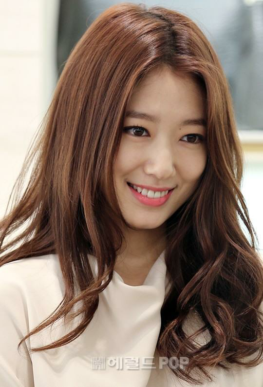 Park Shin Hye Hairstyle : hairstyle, Tumblr, Beauty,, Styles