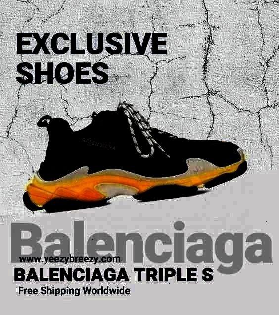 NOIR  JAUNE at online shop For sale original Balenciaga Triple S Trainers NOIR  JAUNE at online shop Need help getting a flatter more desirable stomach Let us help you Yo...
