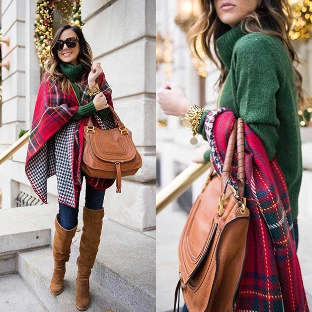 59 Cute Christmas Outfit Ideas Page 2 Of 6 Stayglam Cute Christmas Outfits Christmas Outfit Red Christmas Outfit