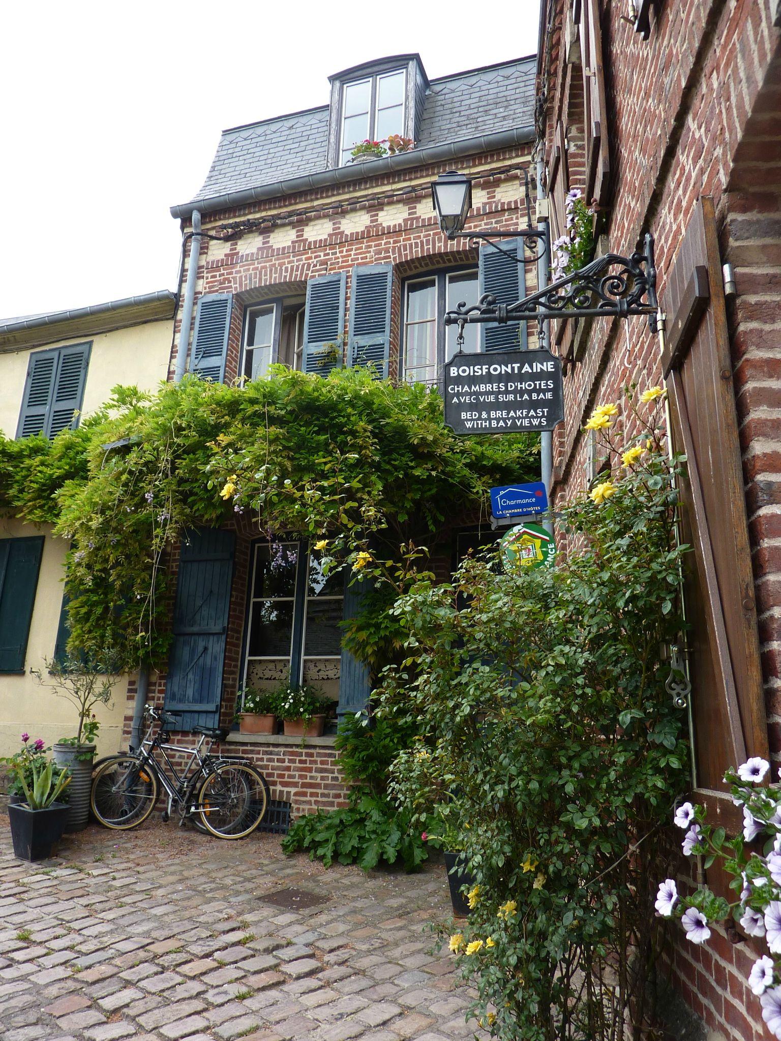 France St Valery Sur Somme Paysage France Le Crotoy Jolie Maison