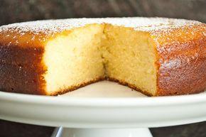 Le Gateau Au Yaourt Facile Dalili Yogurt Cake Cake Et Desserts