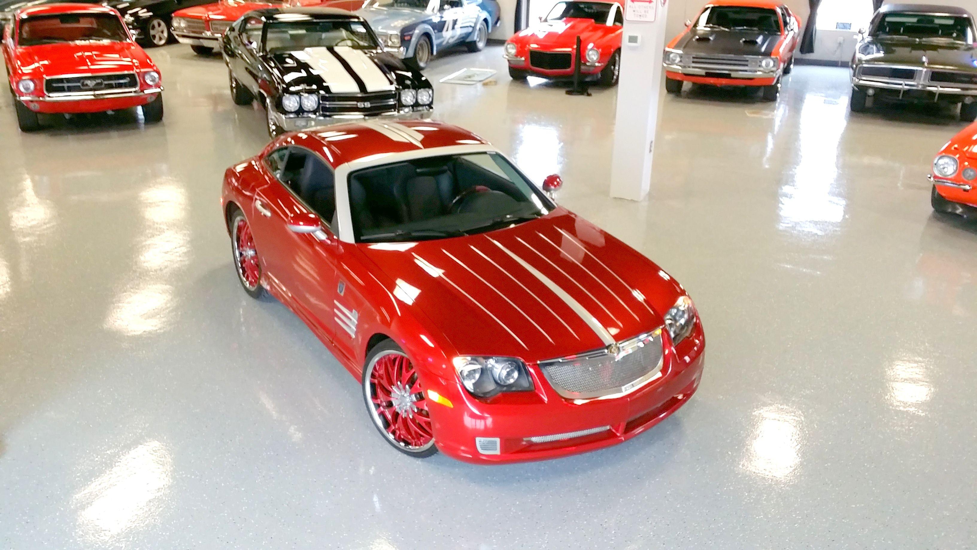2004 Chrysler Crossfire Custom Show Car Show Down Auto