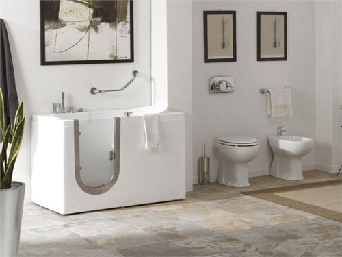 Walk In tub by Senior Life | Tubs, Bath and Bathtubs