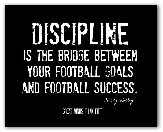 Football Motivational Quotes Football Quotes  Between Your Footballgoals And Football