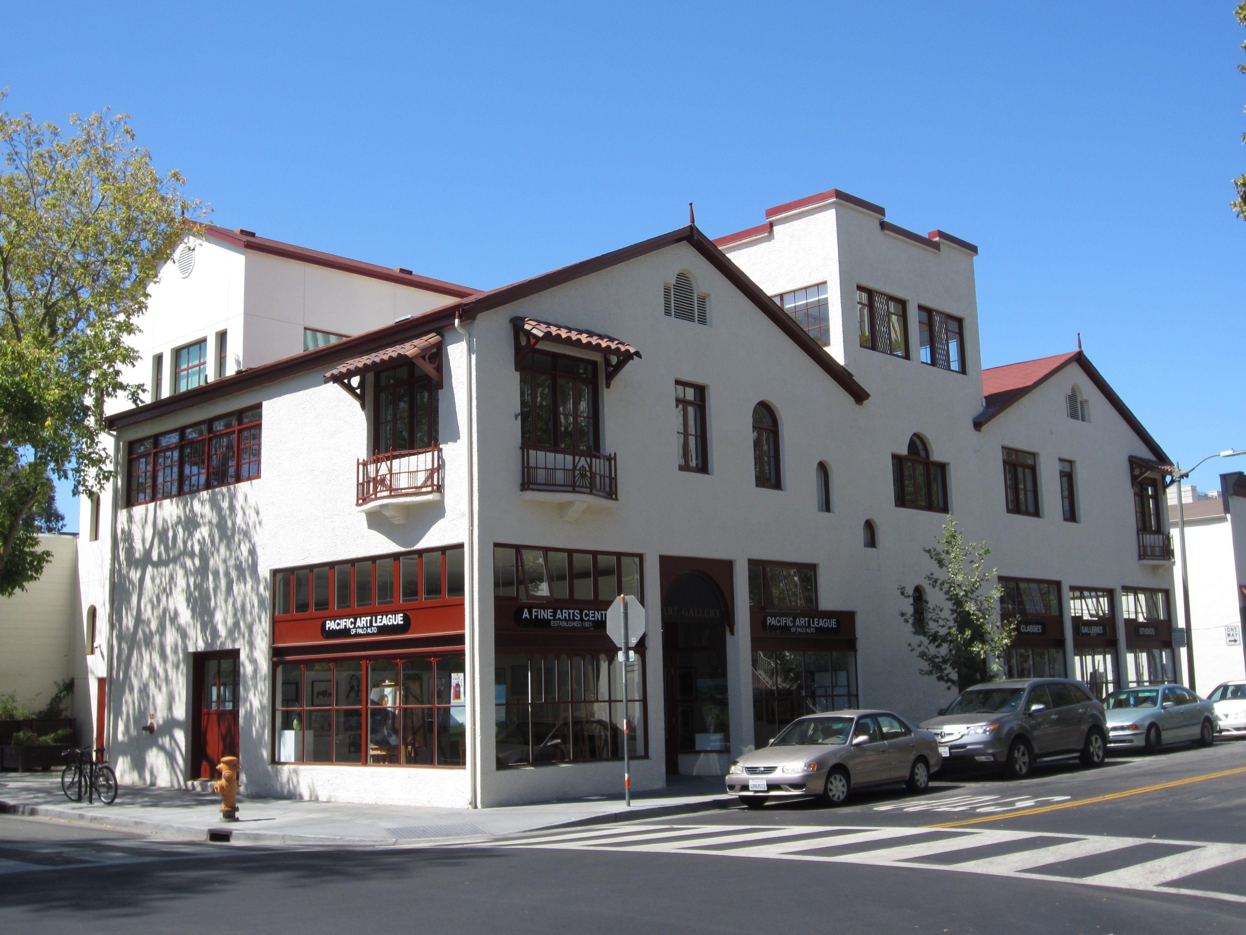 Pacific Art League Palo Alto California wwwpacificartleagueorg
