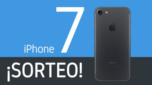Iphone 7 giveaway contest