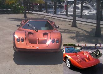 Sterling Kit Car Air Flow Hood For Sterling Sports Car Add - Current sports cars