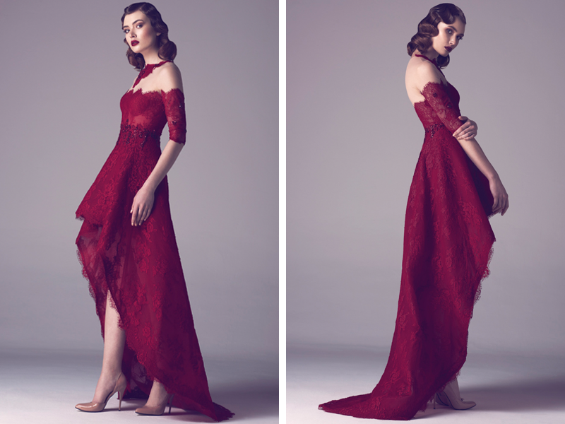 Zealous4fashion Fadwa Baalbaki Spring 2015 Couture Collection Dresses Fantasy Dress Gowns Dresses